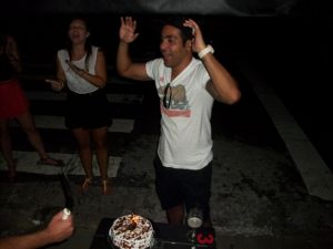 Aniversário do Renato